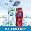 Dial AntiOxidant & Coconut Water Body Wash