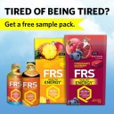 FRS® Healthy Energy Sample Kits
