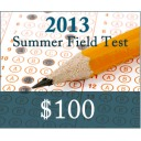 McGraw-Hill Summer 2013 Field Test