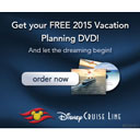 Disney Cruise Line Vacation Planning DVD