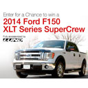 Amazon's Ford F150 Giveaway