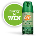 Deep Woods Dry Insect Repellent