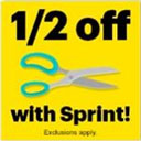 Sprint Half Price Event