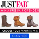 Shoe Giveaway Sweeps