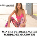 Win the Ultimate Active Wardrobe Makeover