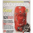 Subscription to Backpacker Magazine