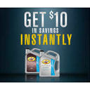 $10 Off Penzoil Platinum Synthetic Motor Oil