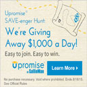 Upromise Scavenger Hunt Sweepstakes