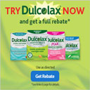 Dulcolax Rebate Offer