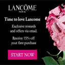 Lancome's Elite Rewards Loyalty Program
