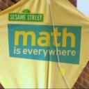 Sesame Street Math is Everywhere