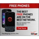 Verizon Wireless Phones and Rate Plan Savings