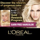 L'Oreal Gold Rewards