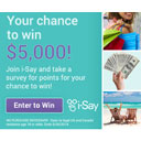 i-Say Rewards Program